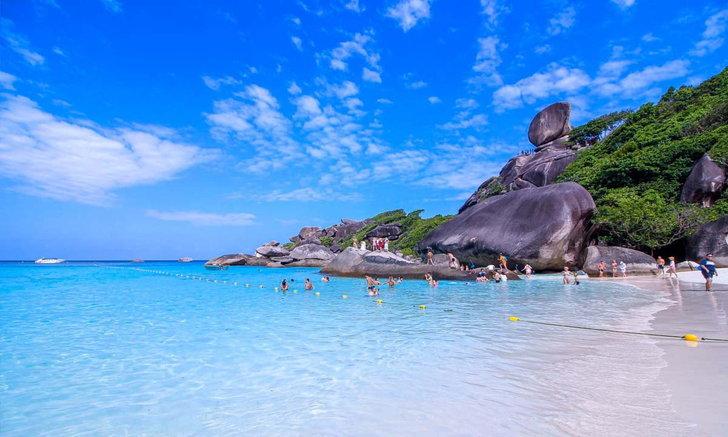นับถอยหลังรอได้เลย! เกาะสิมิลันเตรียมเปิดให้เข้าเที่ยว ตุลาคมนี้