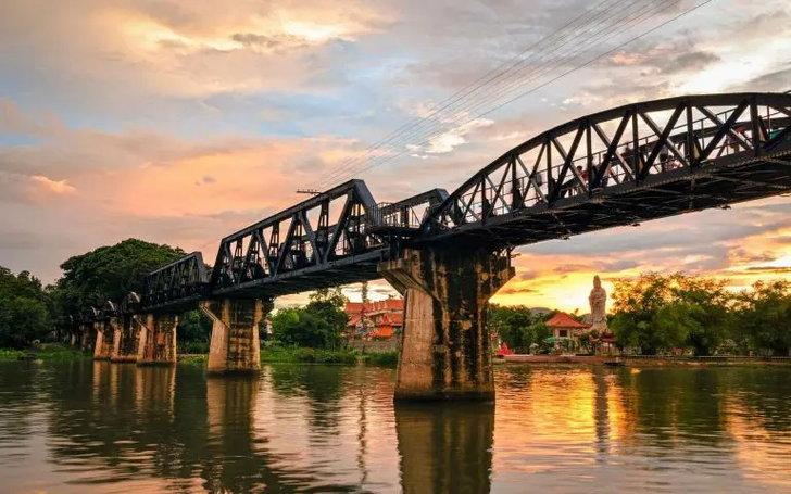 กาญจนบุรี ที่เที่ยวใกล้กรุงเทพ