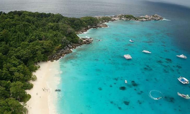 อุทยานแห่งชาติหมู่เกาะสิมิลันเตรียมเปิด 15 ตุลาคมนี้