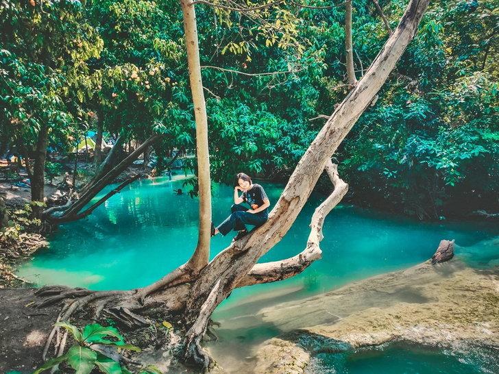 น้ำตกวังก้านหลวง ลพบุรี6