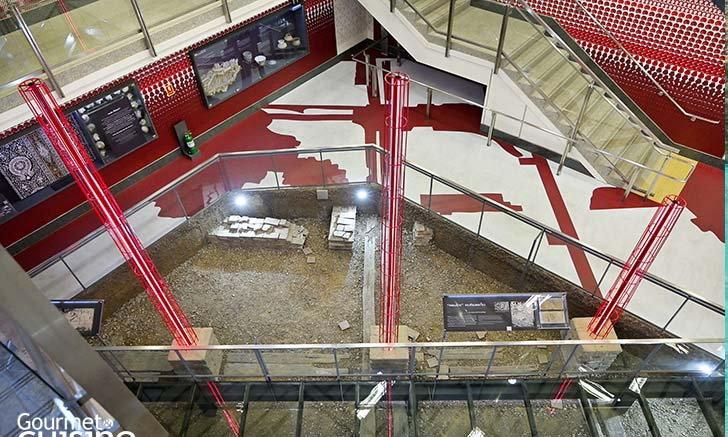 Site Museum พิพิธภัณฑ์ชั้นใต้ดินในเกาะรัตนโกสินทร์