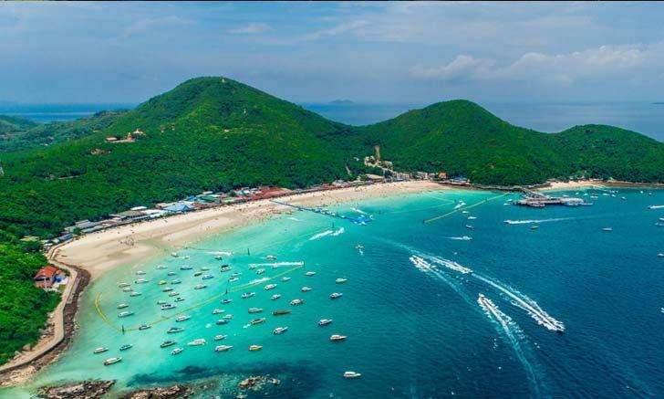 เกาะล้านคลายล็อกดาวน์ เปิดรับนักท่องเที่ยวแล้ววันนี้
