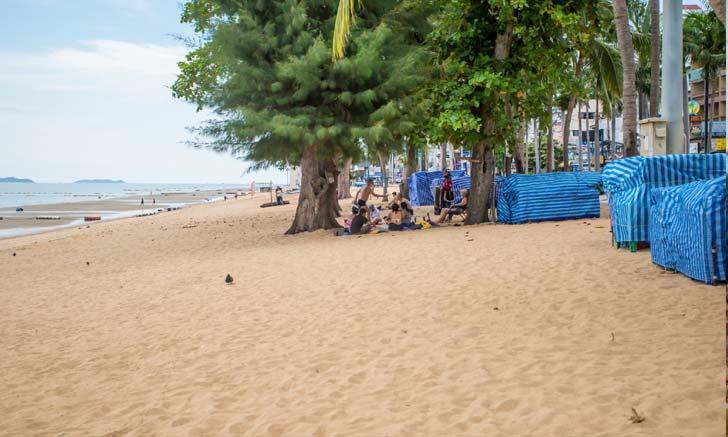 ชายหาดพัทยาเงียบ ผู้ประกอบการให้ความร่วมมือปิดกิจการ ยอมเจ็บเพื่อจบ