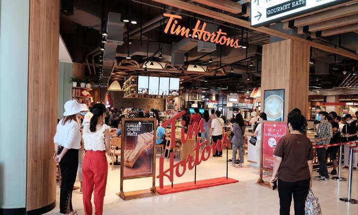 Tim Hortons จัดโปรเด็ด เครื่องดื่มทุกรสชาติซื้อ 1 แถม 1