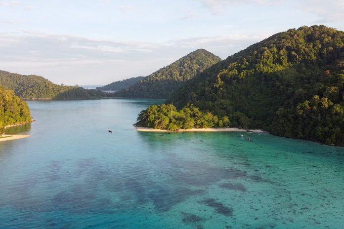 หมู่เกาะอ่างทอง