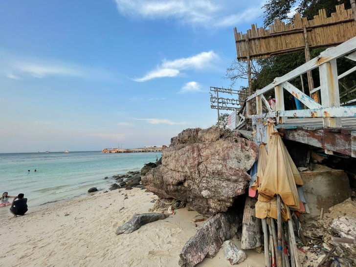 SangwanBeachVillaที่พักเกาะล้าน6