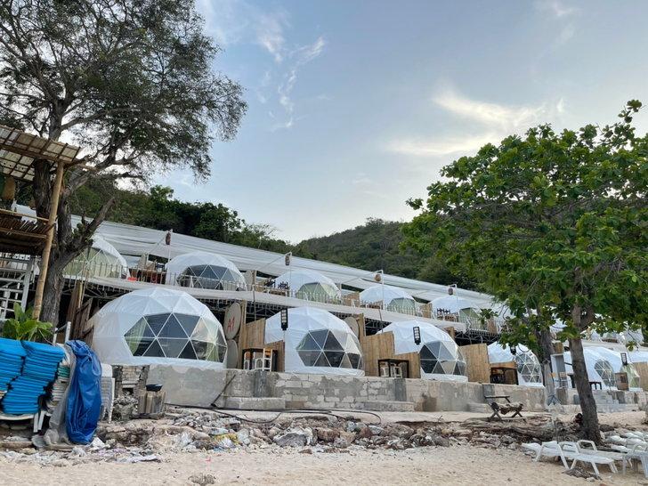 SangwanBeachVillaที่พักเกาะล้าน7