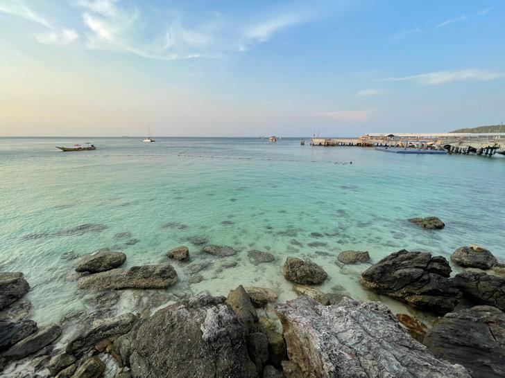 SangwanBeachVillaที่พักเกาะล้าน8