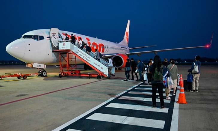 Thai Lion Air เปิดโปรตั๋วเครื่องบินเริ่มต้น 99 บาท!
