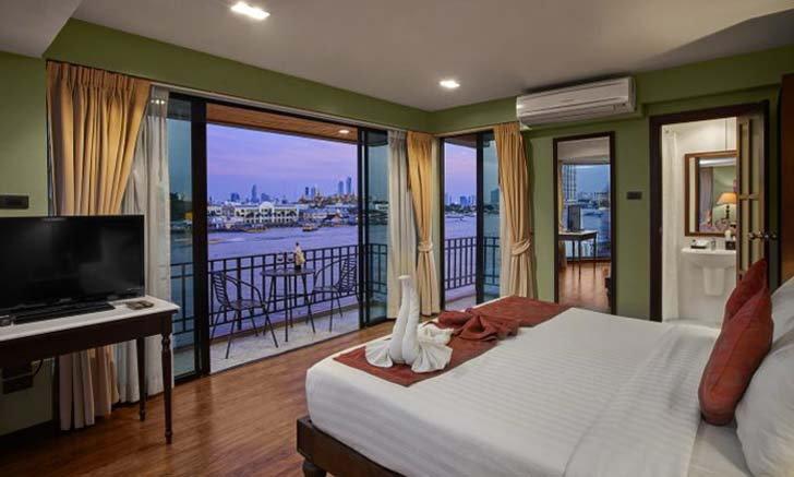 เปลี่ยนที่นอน หาที่พักเก๋ ๆ Staycation ในกรุงเทพฯ