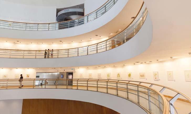 หอศิลปวัฒนธรรมแห่งกรุงเทพมหานคร กลับมาเปิดให้บริการแล้ววันนี้