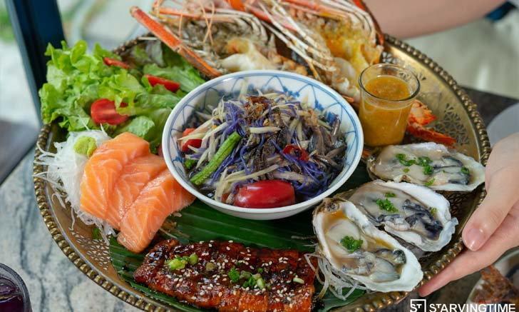 """""""Raan-Keng ร้านเข่ง"""" 5 เมนูสีน้ำเงิน สไตล์ญี่ปุ่นแซ่บ แปลกตา แต่น่ากิน!"""