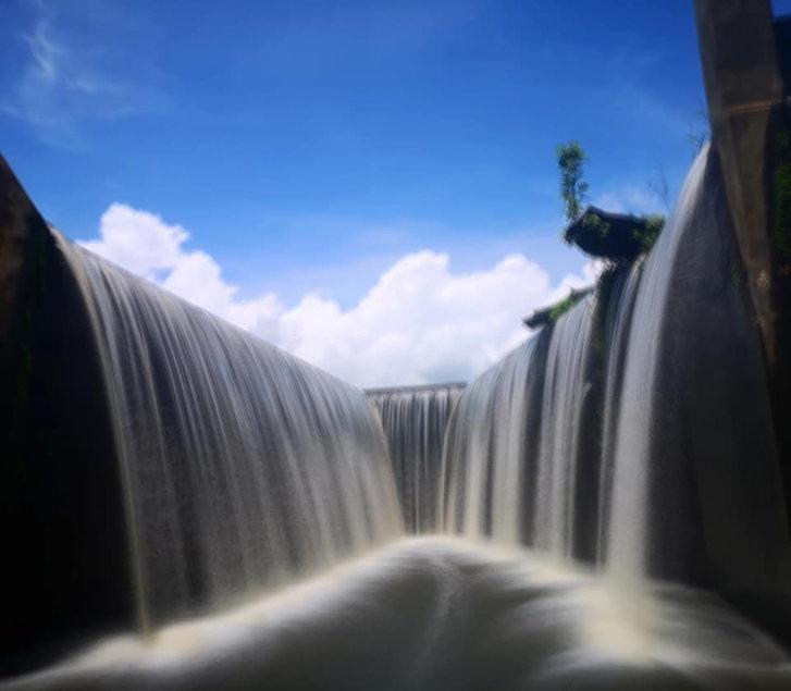 ฝายกั้นน้ำปางสวรรค์2