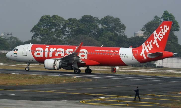 Air Asia ประกาศหยุดบินต่อถึงวันที่ 8 สิงหาคม 64