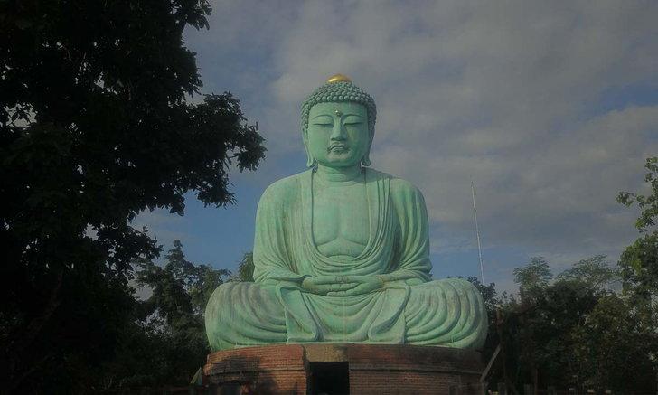 เที่ยววัดพระธาตุดอยพระฌาน ชมพระใหญ่ Daibutsu แห่งเมืองลำปาง