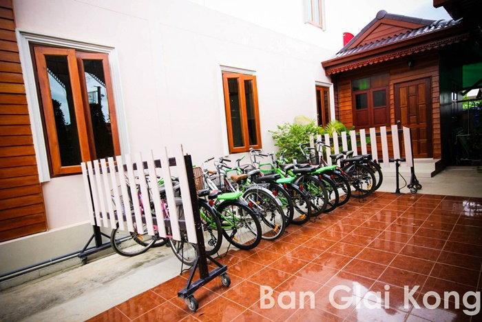 บ้านใกล้โขง จักรยานฟรี