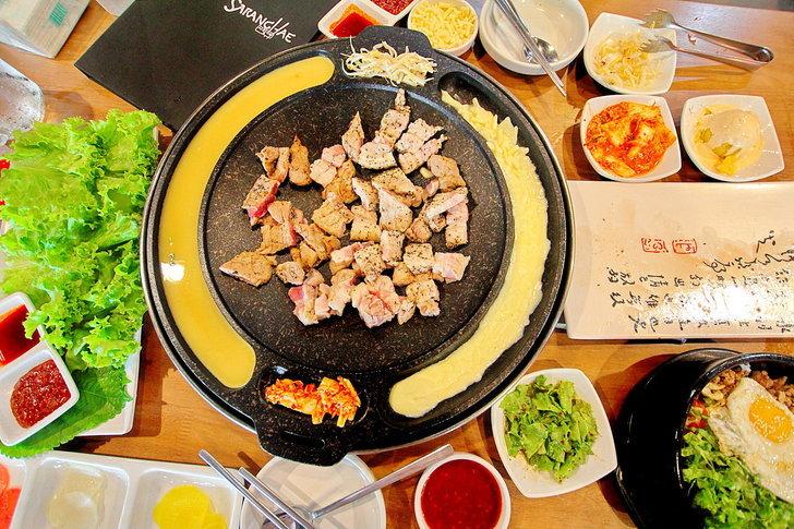 """""""หมูจุ่มชีสสส""""  ปิ้งย่างเกาหลีระดับพรีเมียม ณ ร้าน ซารางเฮ   ซ.สุขุมวิท 39"""