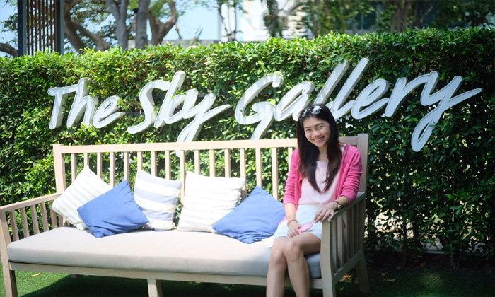 """The Sky Gallery Pattaya "" ร้านอาหารดีวิวโดนใจอยู่ใกล้แค่...พัทยา"