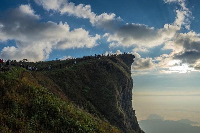 ภูชี้ฟ้า ที่เที่ยวเชียงราย