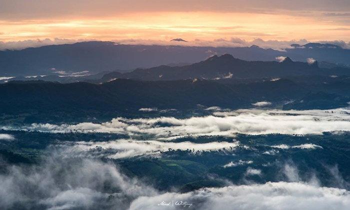 """ตามหาวิวสวรรค์บนดิน """"ดอยพาวี"""" เขตรอยต่อชายแดนไทย-พม่า"""