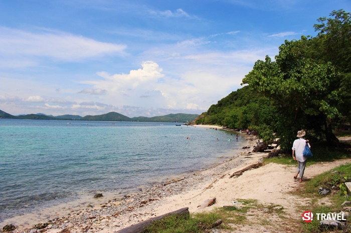ชายหาดเกาะขาม