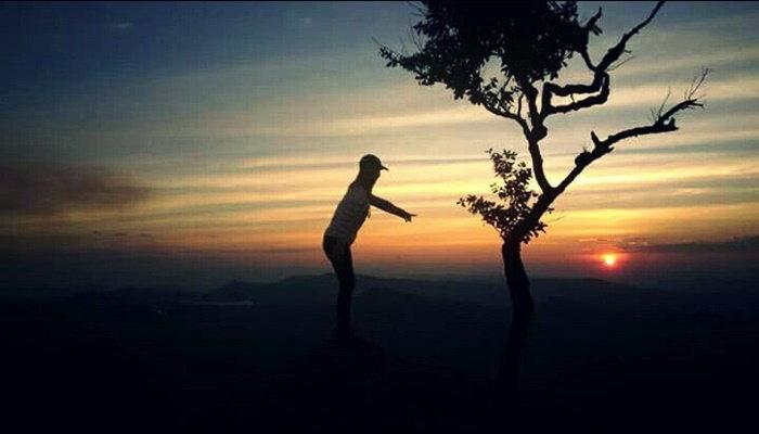 จุดชมพระอาทิตย์ตก ภูบักได