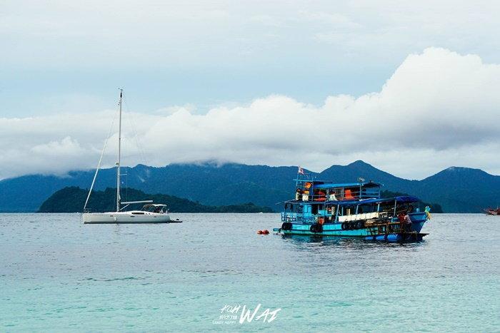 การเดินทางไปเกาะหวาย