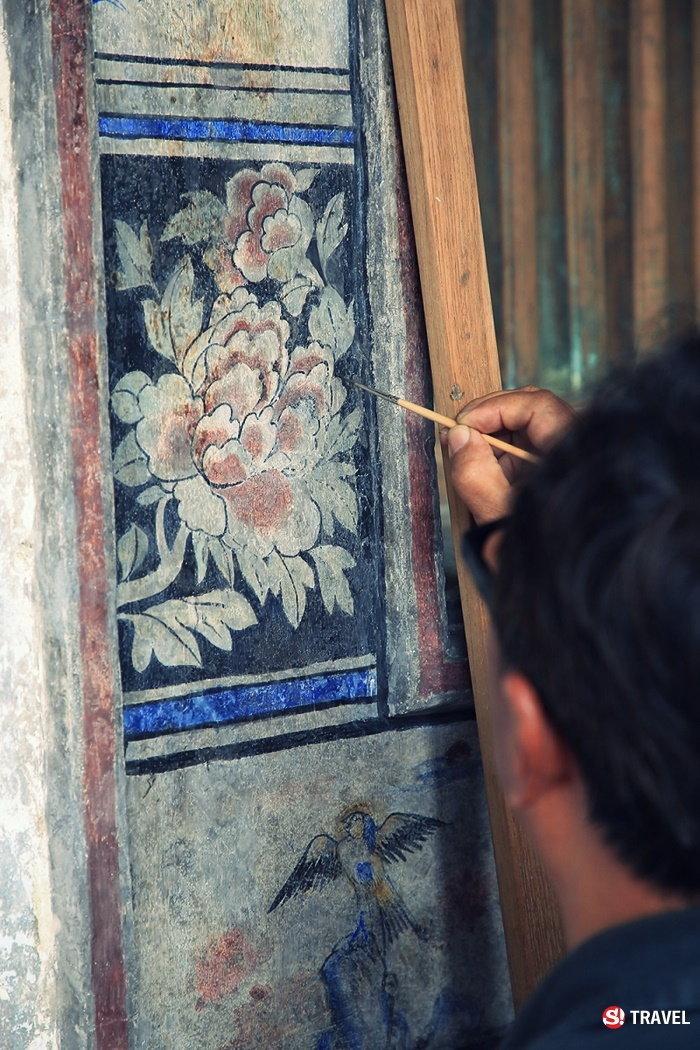 ล้ง 1919 ภาพวาดศิลปะ