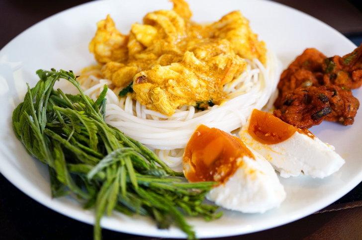 รีวิว Buffet ขนมจีนที่ร้าน Miss Siam โรงแรม Huachang Heritage บอกเลยว่าคนรักขนมจีนเหมือนเค้าห้ามพลาดค่ะ 1-15 ก.ค.58 นี้เท่านั้น!!!