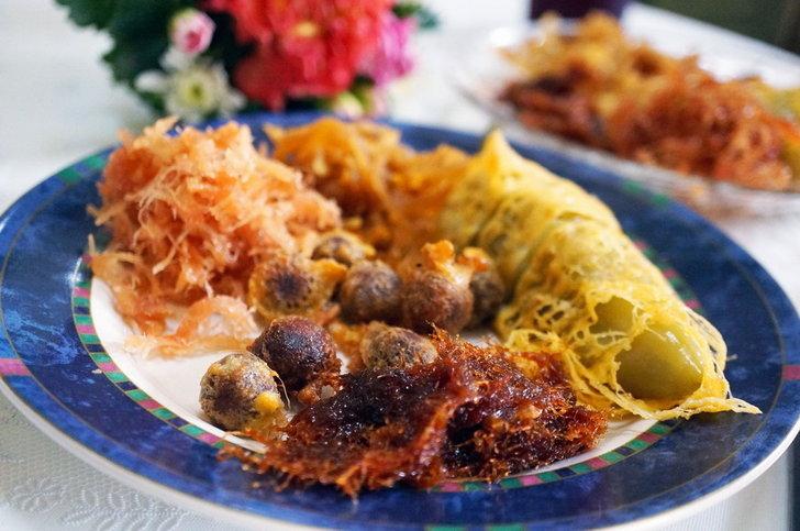 """ชิมและรู้จัก """"ข้าวแช่"""" ตำรับชาววังแท้ๆ พร้อมแวะชม เรือนพระราชทาน """"บ้านวรรณโกวิท"""" Unseen bkk ที่ Ching Can Cook แนะนำค่ะ"""