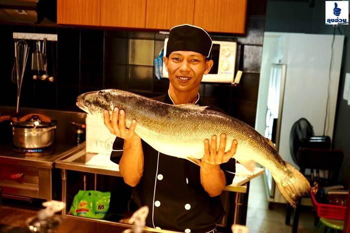 วันนี้มาทางอาหารญี่ปุนกับร้าน MAKOTO SUSHI
