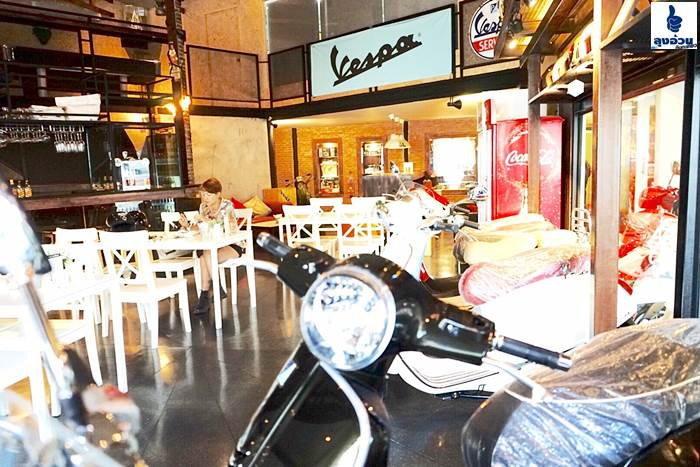 แวะมาทานอาหารอิตาเลี่ยน ร้าน VESBAR กัน