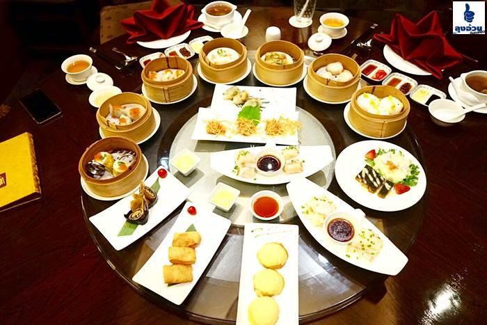 ลุงพามาร้านอาหารจีนกวางตุ้งสไตล์ฮ่องกง  LIU @ CONRAD BANGKOK
