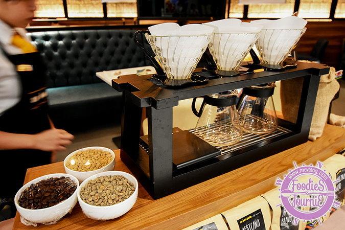 """กาแฟดริป @ """"Au Bon Pain""""  ทางเลือกใหม่ของคอกาแฟ"""