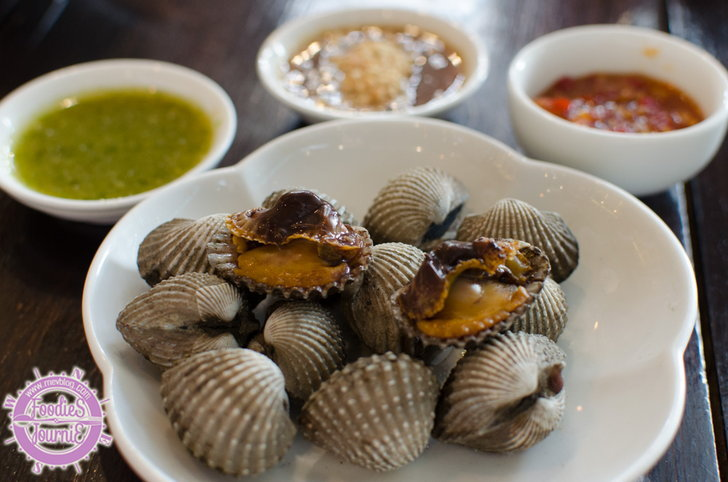 เดอะคอคเคิล สามย่าน...ร้านซีฟู้ดสุดอร่อยที่ให้คุณอิ่มเอมกับอาหารทะเลสดๆ รสชาติเด็ดในราคามิตรภาพ