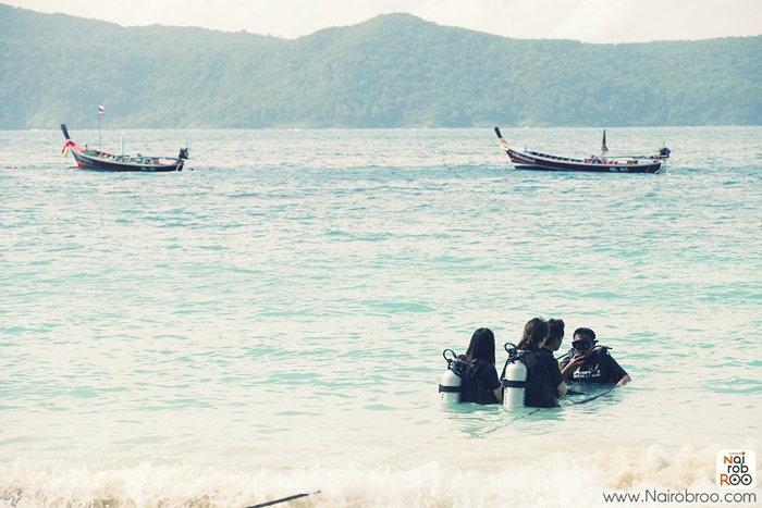 ทะเลเกาะเฮ