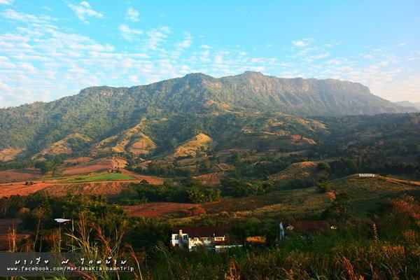 เส้นทางแห่งรักขับทะลุเมฆไปกอดดอยสีชมพูที่ภูทับเบิก ภูหินร่องกล้า ภูลมโล เขาค้อ ตอนที่ 4