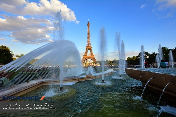 Provence Paris in summer - โพรว๊องซ์ ปารีส เที่ยวเองได้ง่ายๆไม่ง้อทัวร์ ตอน 3