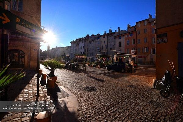 Provence & Paris in summer - โพรว๊องซ์ ปารีส เที่ยวเองได้ง่ายๆไม่ง้อทัวร์ ตอน 1