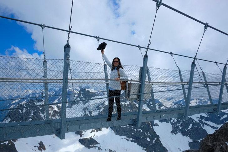 กระซิบรักบนยอดเขาทิลิสต์ที่ความสูง 10,000 ฟุต - สวิสตเซอร์แลนด์