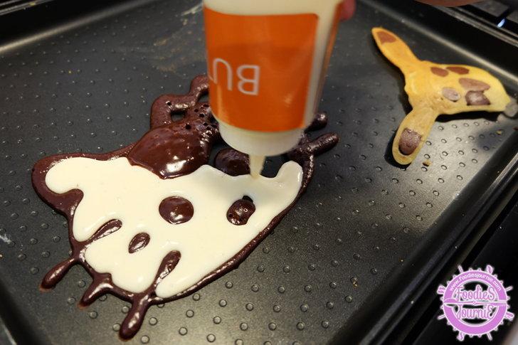 ถึงไทยแล้ว...กระแส Pancake DIY สร้างสรรค์ได้ด้วยตัวคุณเอง @Slappy Cakes