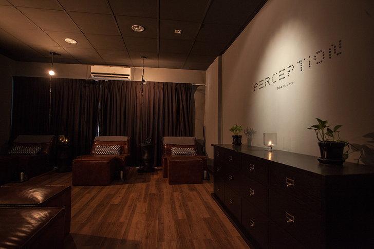 Perception Blind Massage ทางเลือกใหม่ของคนชอบนวด