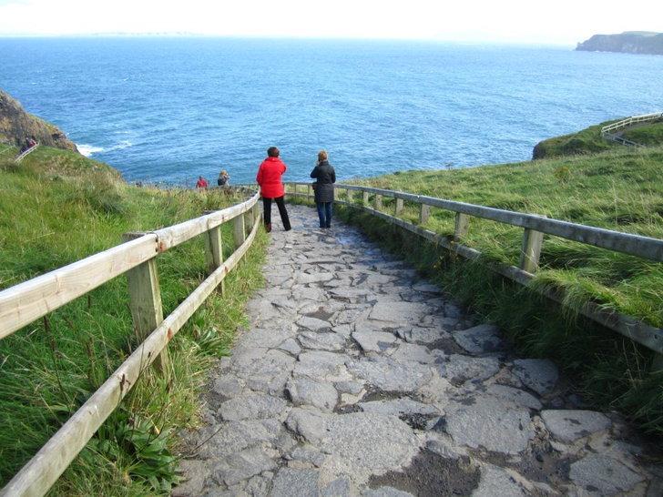 ไอร์แลนด์เหนือ (ตอนที่2) : เดินชิวที่ Londonderry และตำนานรักของยักษ์ที่ Giant's Causeway