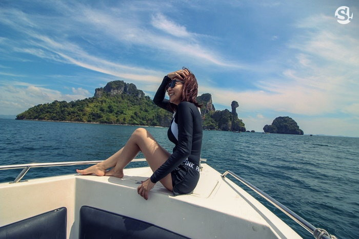 เกาะไก่ ที่เที่ยวกระบี่