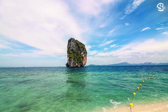 เกาะปอดะ ที่เที่ยวกระบี่