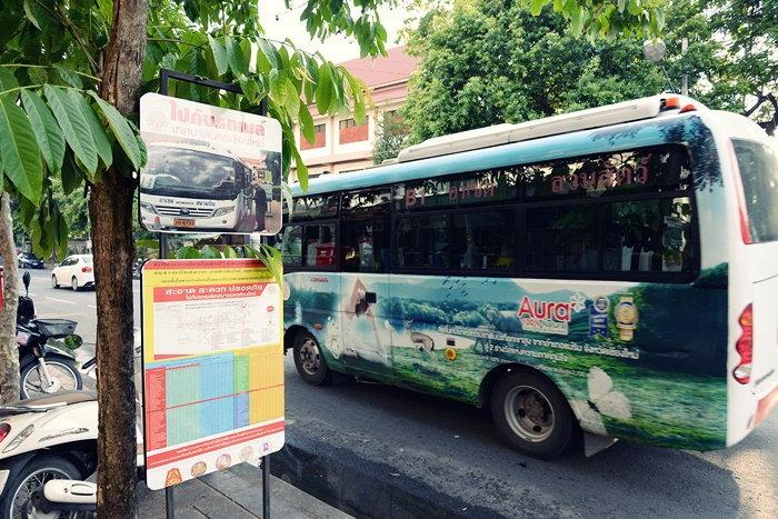 รถเมล์เชียงใหม่