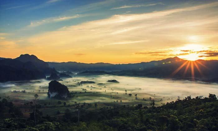รวมที่เที่ยวไทย จ่ายหลักพัน วิวหลักล้าน !