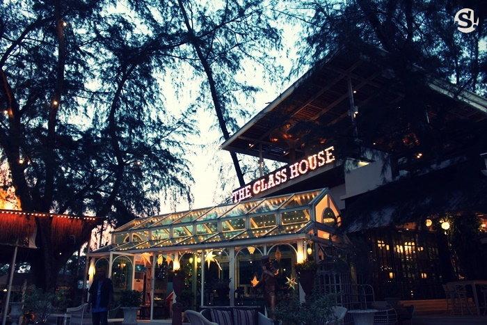 The Glass House Pattaya ร้านอาหาร วาเลนไทน์