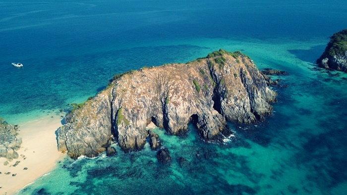 เกาะ Cock Burn