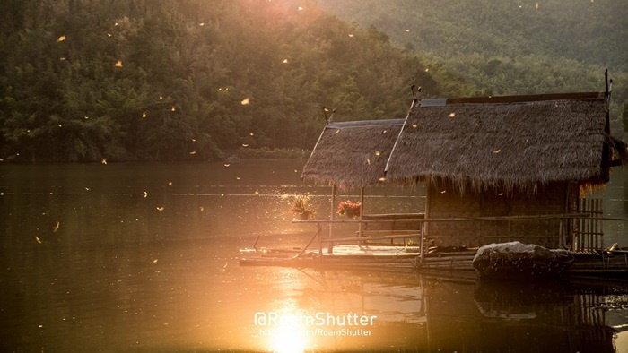 ที่เที่ยวหน้าฝน อ่างเก็บน้ำหุบเขาวง